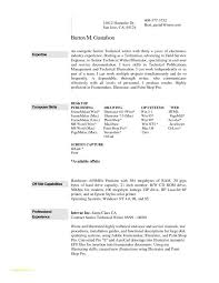 Blank Resume Templates For Microsoft Word Interesting Blank Resume Templates For Microsoft Word With Resume Template
