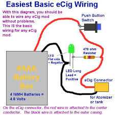 vape mod led switch wiring diagram vape discover your wiring 17 best images about diy mods dna vaping mods and e cig led wiring diagram