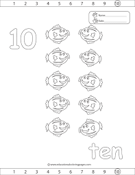 It's a numbers party, and all the balloon animals at the party have numbers on them. 123 Coloring Pages Educational Fun Kids Coloring Pages And Preschool Skills Worksheets