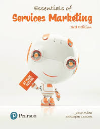 Services Marketing Essentials Of Services Marketing Global Edition