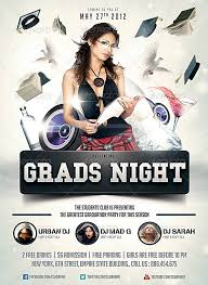 Graduation Flyer Template 24 Prom Flyer Designs Templates PSD AI Free Premium Templates 8