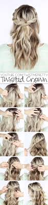 10 Best Diy Wedding Hairstyles With Tutorials Tulle Chantilly