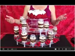 Push Pop Display Stand Push up Pop Cake Display Stand Ideas YouTube 52