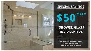 50 off shower glass installation pittsburgh
