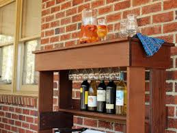 Delighful Build A Patio Bar O With Decorating