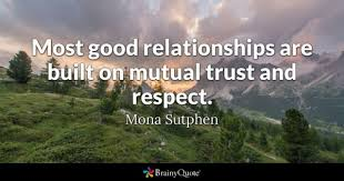 Quotes About Relationships And Trust Delectable Trust Quotes BrainyQuote