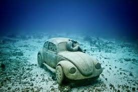 real underwater world. Interesting World Underwater Museum Mexico Cancun Tour  In Real Underwater World E