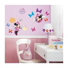 disney minnie mouse wall stickers