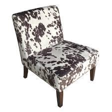 Slipper Chair Slipper Chair Brown At Home At Home