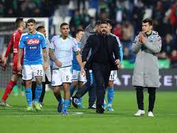 Probabili formazioni Napoli-Inter, Gazzetta: recupera Fabian ...