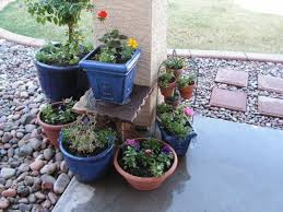 Container Garden Design Simple Inspiration Ideas