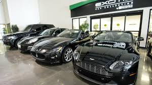 Enterprise Opens Luxury Car Rental Center In South Beach South Florida Business Journal