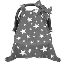 Baby Car Seat Cover <b>Breathable Mother Breastfeeding Cover</b> ...