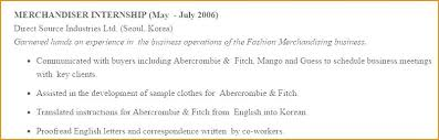 Fashion Resume Examples Internship On Example Orlandomovingco Classy Fashion Resume Examples