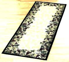 area rugs runners sets kitchen bathroom runner outstanding rug washable and set matching
