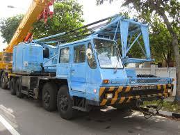 Sumitomo Hc118rm Lattice Boom Truck Crane 50 Ton