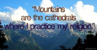 Quotes About Mountains Best 48 Inspirational Quotes About Mountains