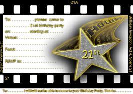 th birthday invitation templates spectacular 21st birthday invitation templates free