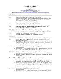 Beautiful Resume Ucla Images Simple Resume Office Templates