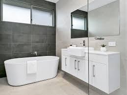 bathroom feature wall 8 tiles ideas