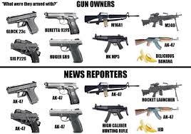 Gun Identification Chart Do You Smell That