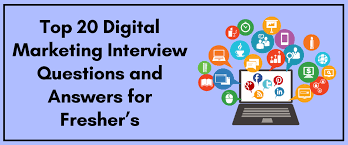 Top 20 Interview Questions Top 20 Digital Marketing Interview Questions And Answers For