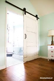 this is actually what i want 3 panel diy barn door the handmade home