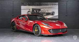 2018 Ferrari 812 Superfast In United Kingdom For Sale Ferrari Ferrari 488 Ferrari Car