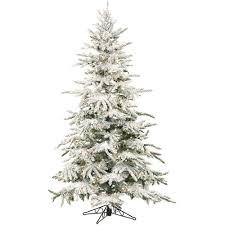 9 FT Tall Pre Lit Christmas Tree 700 Clear Lights Holiday Decor Artificial Christmas Tree 9ft