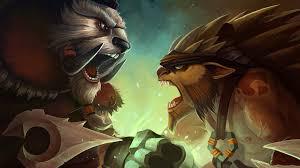 images dota 2 tusk bristleback monsters warriors fantasy 1920x1080