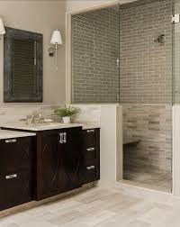 pony wall height best 25 half wall shower ideas on shower with half