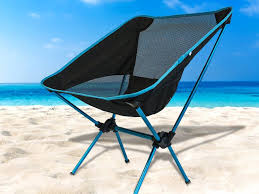 bottle sized portable chair
