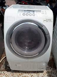 Máy giặt National VR1200 giặt 9kg/6kg sấy block - chodocu.com