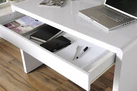 high gloss office furniture. Exile High Gloss White Desks Office Furniture I