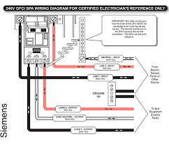 gfi wire diagram spa gfci wiring diagram spa image wiring diagram jacuzzi 3 wire diagram wiring diagram schematics baudetails