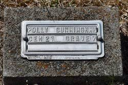 """Mary """"Polly"""" Cunningham Cunningham (1840-1925) - Find A Grave Memorial"""