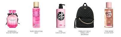 s eau de parfume pure seduction mist pink coco lotion pebbled v quilt small city backpack pink warm and cozy mist