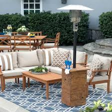 table patio heaters propane patio heater with wooden table electric outdoor table heaters