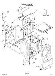 Kenmore he2 dryer wiring diagram best kenmore model residential washers genuine parts