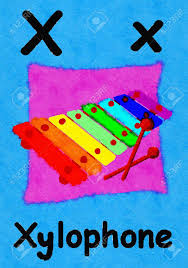 When you read a word in ipa, you'll know exactly how to pronounce it. X Is For Xylophone Watercolour Cartoon Painting Of A Xylophone Stock Photo Picture And Royalty Free Image Image 107705985