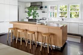 contemporary kitchen design. Warm Wood Elements Contemporary Kitchen Design A