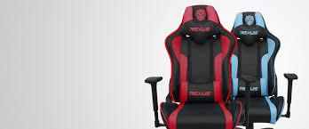 gaming chair. Kursi Gaming, Teknologi Mobil Balap Di Depan Komputer   Rexus® - Official Site Gaming Chair R