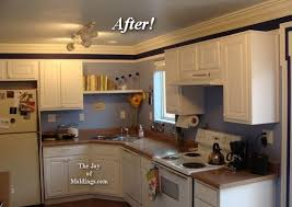kitchen moldings: diy kitchen moldings after kitchen crown molding installation diy kitchen moldings