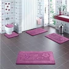 white bathroom rug sets light blue bath rugs striped mat set purple stripe kids black and
