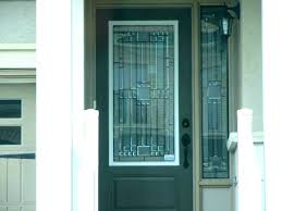 sightly replacement glass inserts for exterior doors front door inserts decorative exterior doors exterior door inserts