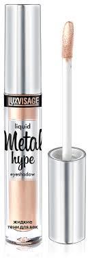 LUXVISAGE <b>Жидкие тени для</b> век Metal Hype — купить по ...