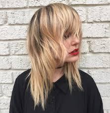 61 Chic Medium Shag Haircuts For 2019