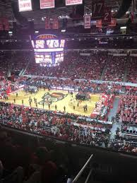 Pnc Arena Section 201 Home Of Carolina Hurricanes North