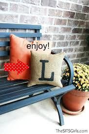 burlap outdoor pillows burlap pillow how to make a burlap pillow home decor burlap outdoor pillow