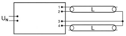 osram quicktronic instant start qtis e 2x58 220 240 vs20 Схема на свързване на osram quicktronic instant start qtis e 2x18 може да изтегРите от тук